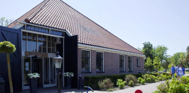 DroomParken Buitenhuizen Halfweg