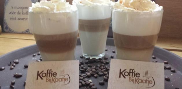 Koffie bij Kaatje