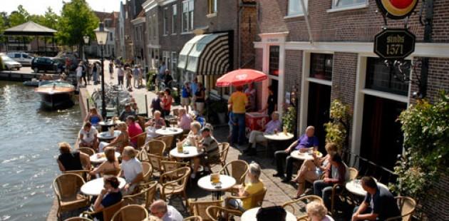 Cafe Spaarndam